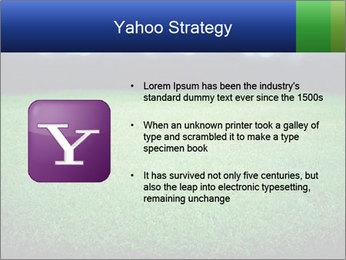 Soccer field PowerPoint Template - Slide 11
