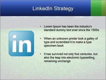 Soccer field PowerPoint Template - Slide 12
