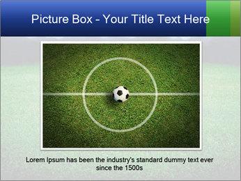 Soccer field PowerPoint Template - Slide 15