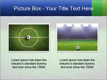 Soccer field PowerPoint Template - Slide 18