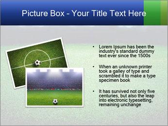 Soccer field PowerPoint Template - Slide 20