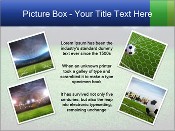 Soccer field PowerPoint Templates - Slide 24