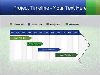 Soccer field PowerPoint Template - Slide 25