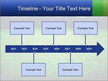 Soccer field PowerPoint Template - Slide 28