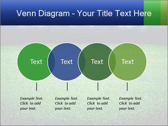 Soccer field PowerPoint Template - Slide 32