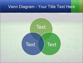 Soccer field PowerPoint Template - Slide 33