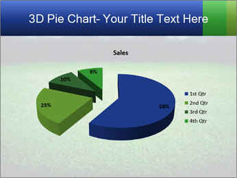 Soccer field PowerPoint Template - Slide 35