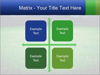 Soccer field PowerPoint Template - Slide 37