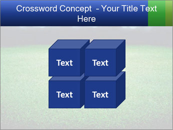 Soccer field PowerPoint Templates - Slide 39