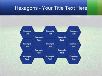 Soccer field PowerPoint Template - Slide 44