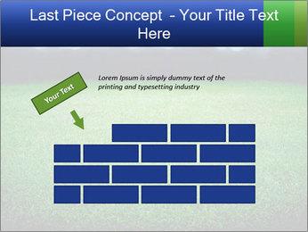 Soccer field PowerPoint Template - Slide 46
