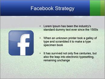Soccer field PowerPoint Template - Slide 6