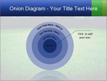 Soccer field PowerPoint Template - Slide 61