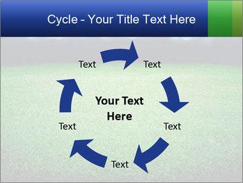 Soccer field PowerPoint Templates - Slide 62
