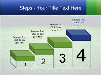 Soccer field PowerPoint Template - Slide 64