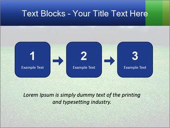 Soccer field PowerPoint Template - Slide 71