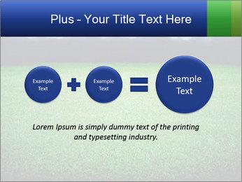 Soccer field PowerPoint Template - Slide 75