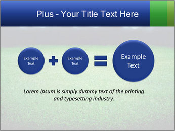 Soccer field PowerPoint Templates - Slide 75