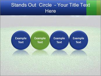 Soccer field PowerPoint Template - Slide 76