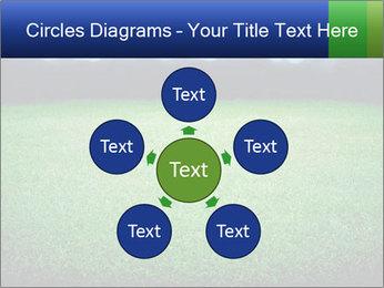 Soccer field PowerPoint Template - Slide 78