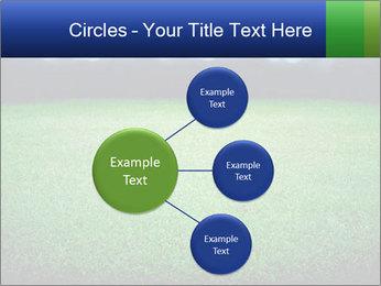 Soccer field PowerPoint Template - Slide 79