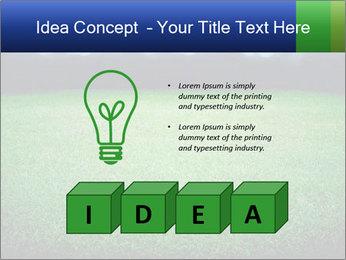 Soccer field PowerPoint Template - Slide 80