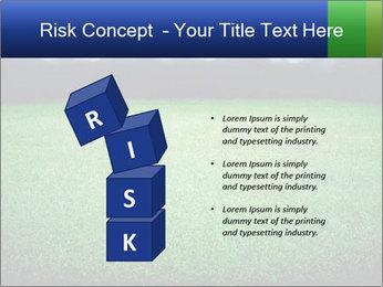 Soccer field PowerPoint Template - Slide 81