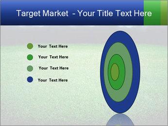 Soccer field PowerPoint Template - Slide 84