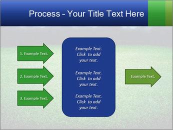 Soccer field PowerPoint Template - Slide 85
