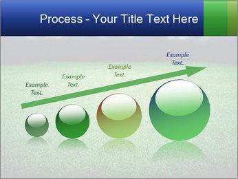 Soccer field PowerPoint Template - Slide 87