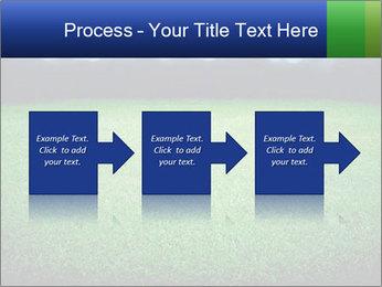 Soccer field PowerPoint Template - Slide 88