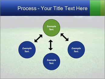 Soccer field PowerPoint Template - Slide 91