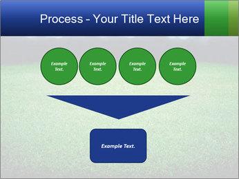 Soccer field PowerPoint Template - Slide 93