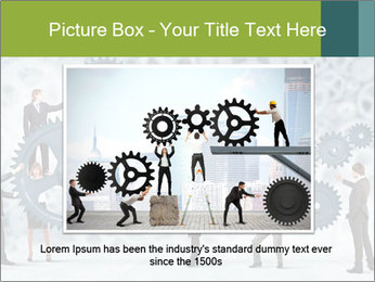Businessteam working PowerPoint Templates - Slide 16