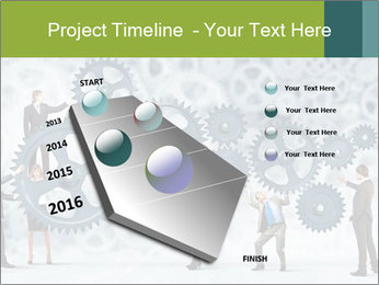 Businessteam working PowerPoint Templates - Slide 26