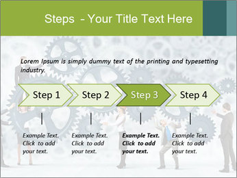 Businessteam working PowerPoint Templates - Slide 4