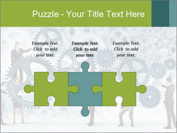 Businessteam working PowerPoint Templates - Slide 42