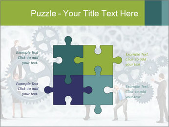 Businessteam working PowerPoint Templates - Slide 43