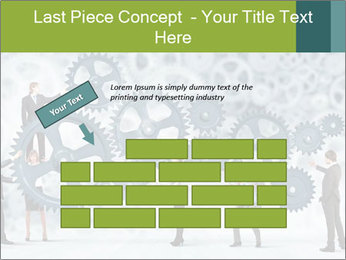 Businessteam working PowerPoint Templates - Slide 46