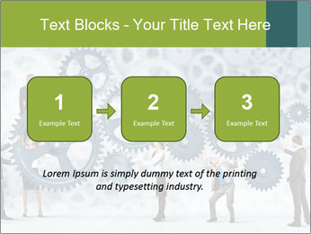 Businessteam working PowerPoint Templates - Slide 71