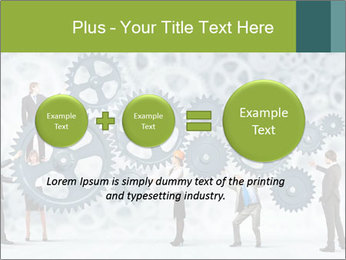 Businessteam working PowerPoint Templates - Slide 75