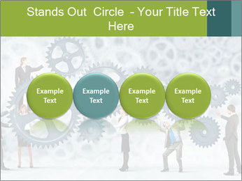 Businessteam working PowerPoint Templates - Slide 76