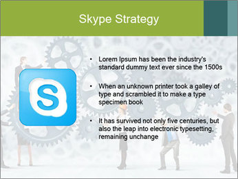 Businessteam working PowerPoint Templates - Slide 8