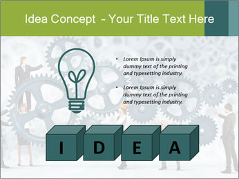 Businessteam working PowerPoint Templates - Slide 80
