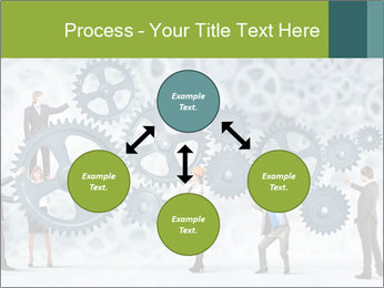 Businessteam working PowerPoint Templates - Slide 91