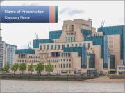British Secret Intelligence Service PowerPoint Templates