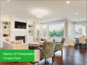 Living Room Modelos de apresentações PowerPoint