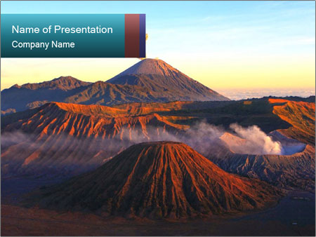 Volcanoes of bromo powerpoint template backgrounds google slides volcanoes of bromo powerpoint template toneelgroepblik Image collections