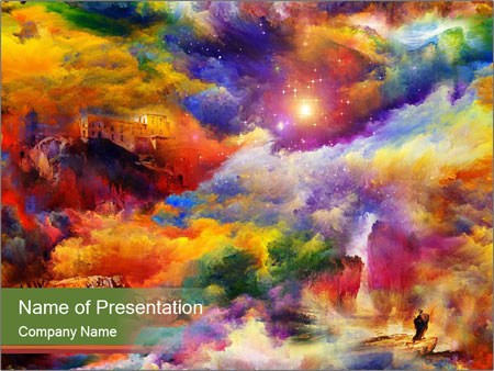 Abstract paint powerpoint template backgrounds google slides id abstract paint powerpoint template toneelgroepblik Choice Image