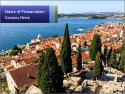 Panoramic View PowerPoint Templates